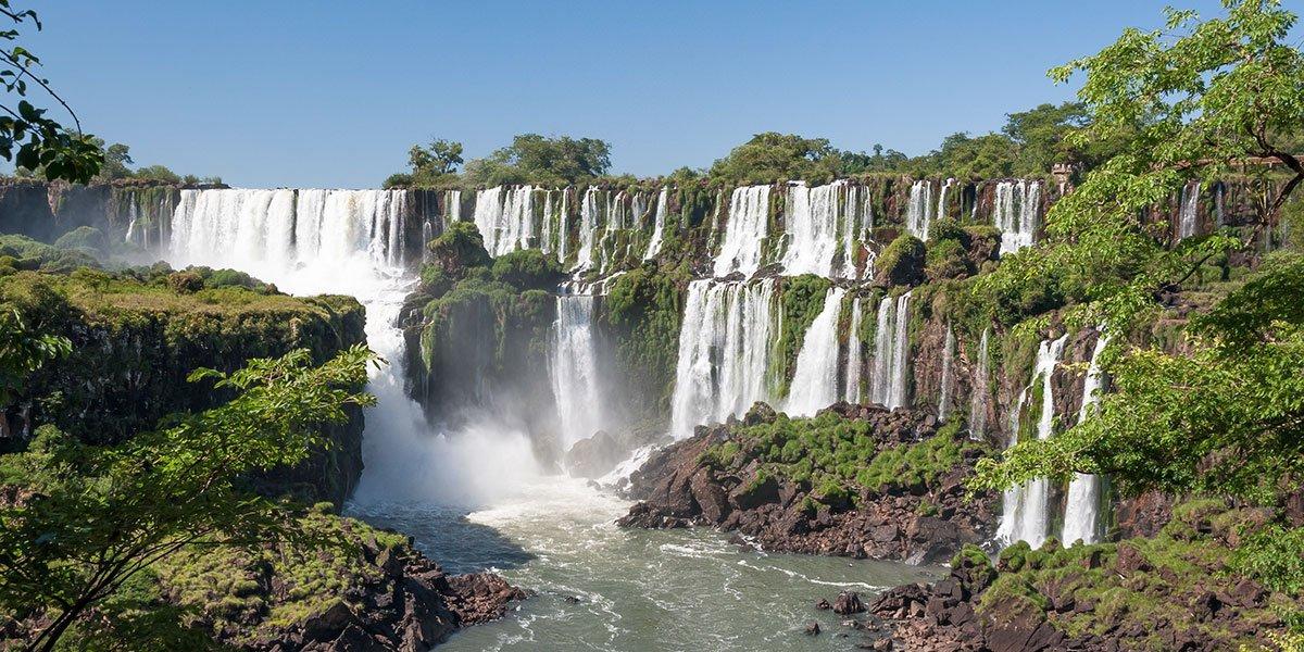 Iguassufallen