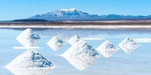 Bolivias saltöken
