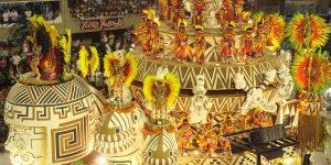Karnevalen i Rio de Janeiro