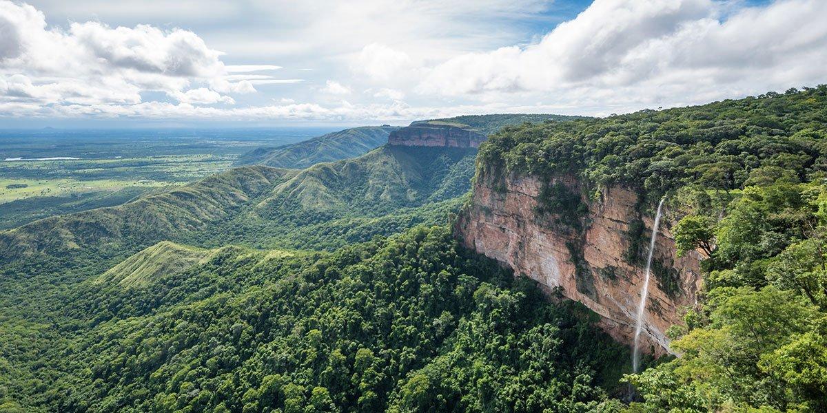 Chapada Das Guimaraes, Brasilien