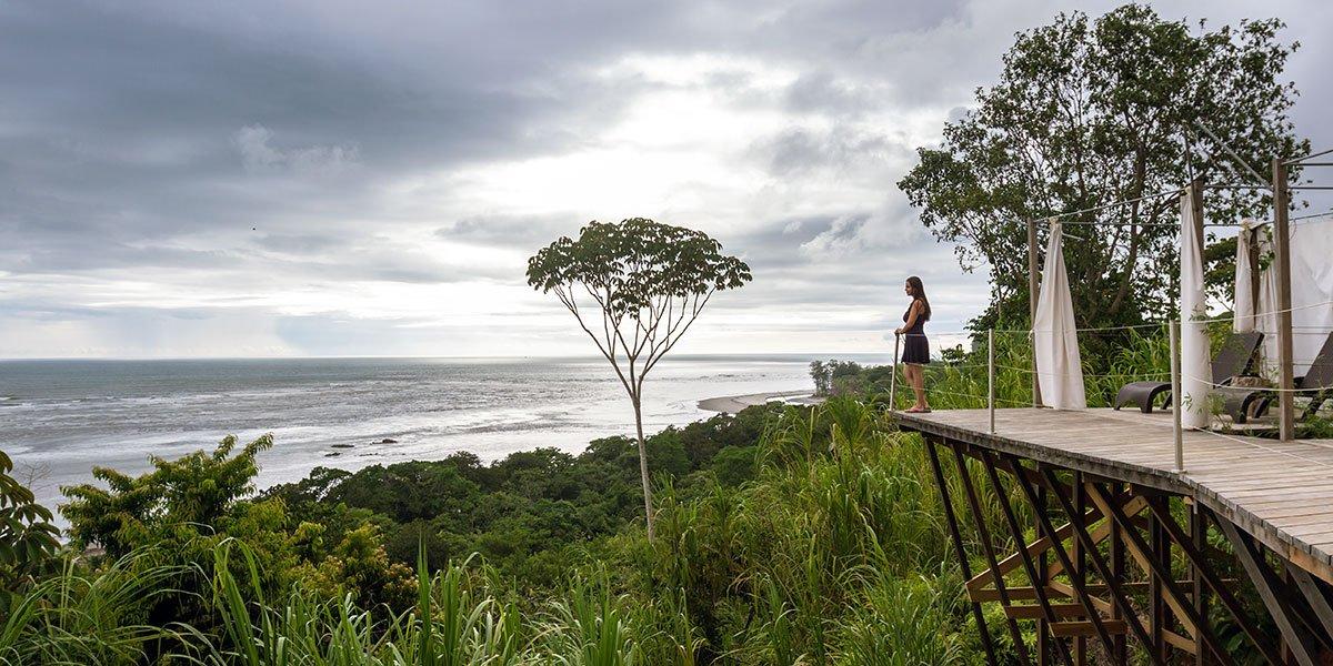 Hotell i Costa Rica
