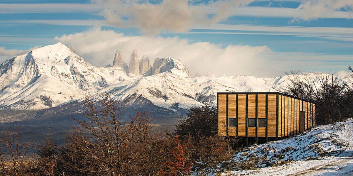 Skräddarsydd resa till Patagonien och Torres del Paine