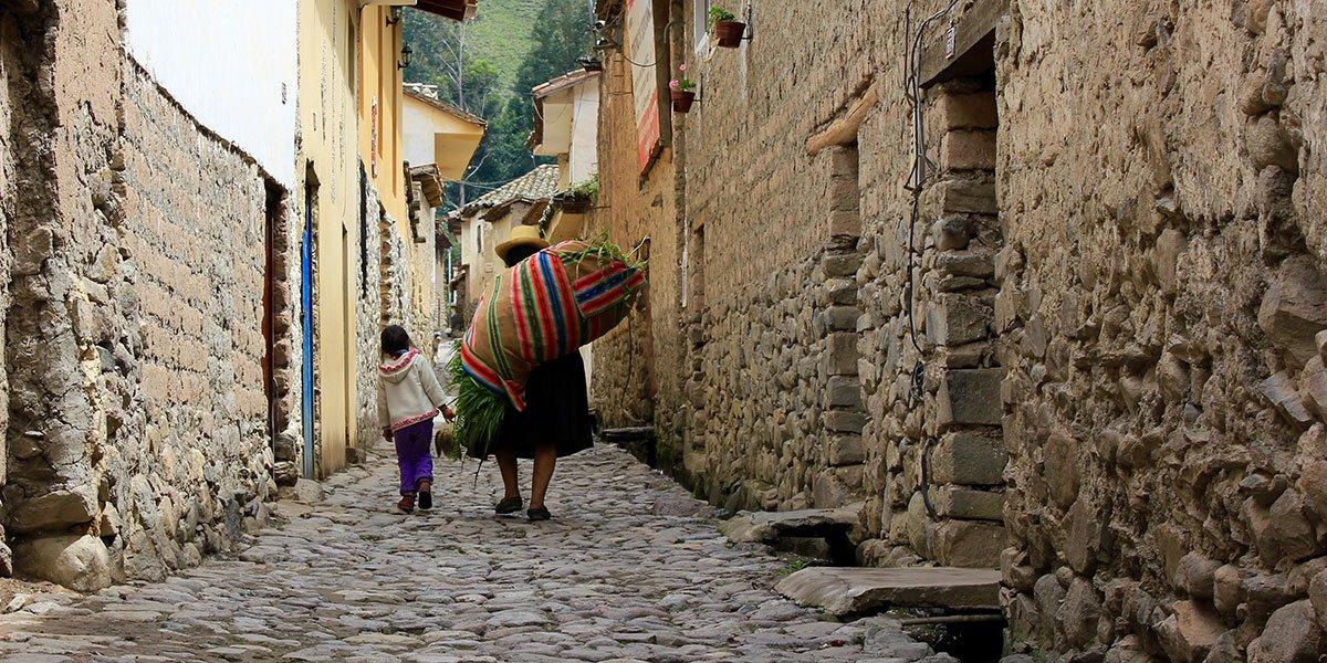 Gautbild från Peru