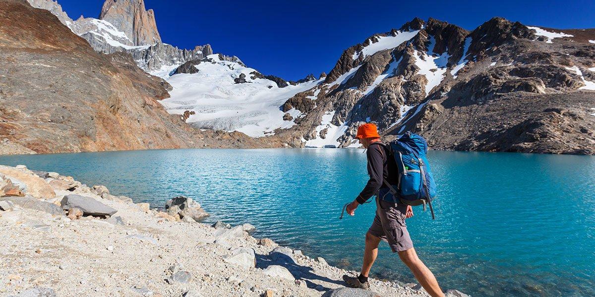 Vandra i Patagonien