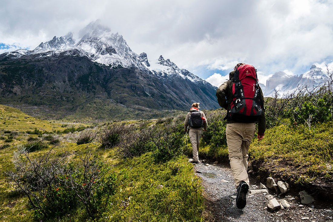 W Trek, Patagonia, Chile