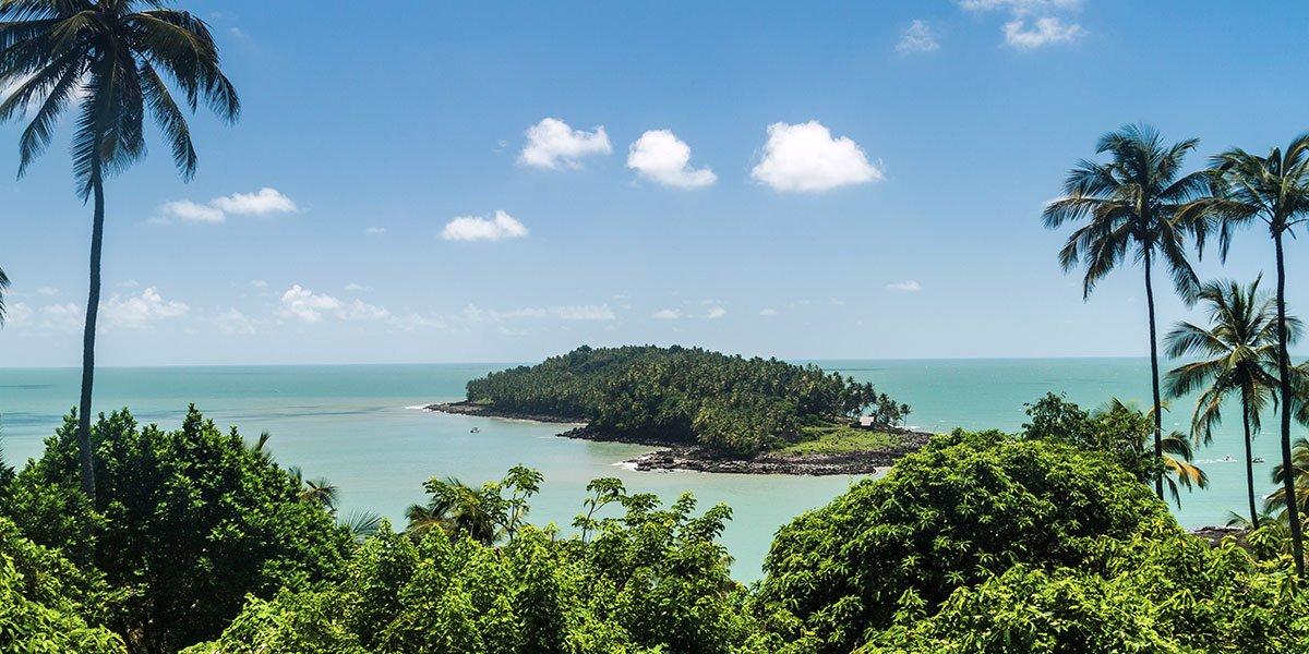 Djävulsön, Franska Guyana
