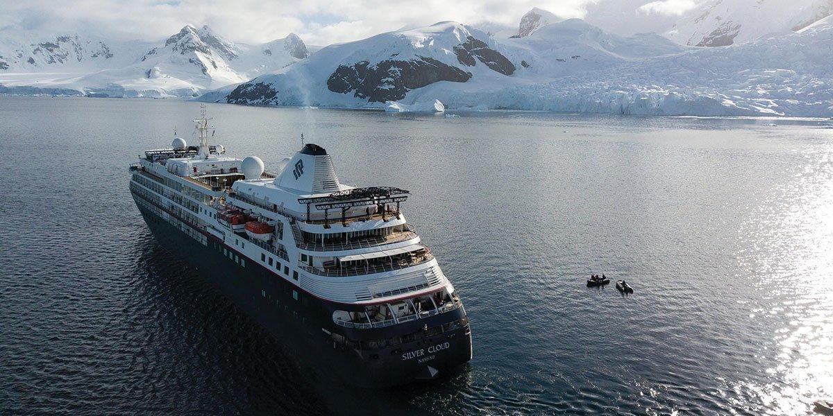 Silversea | Antarktis