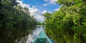 Amazonas, Ecuador