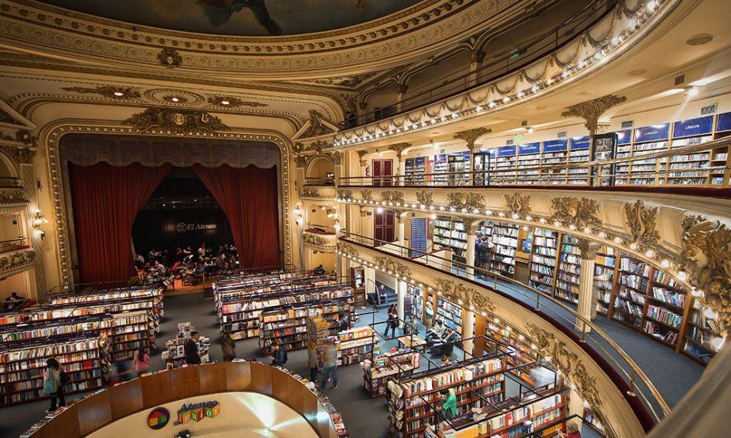 Ateneo Grand Splendid; Buenos Aires