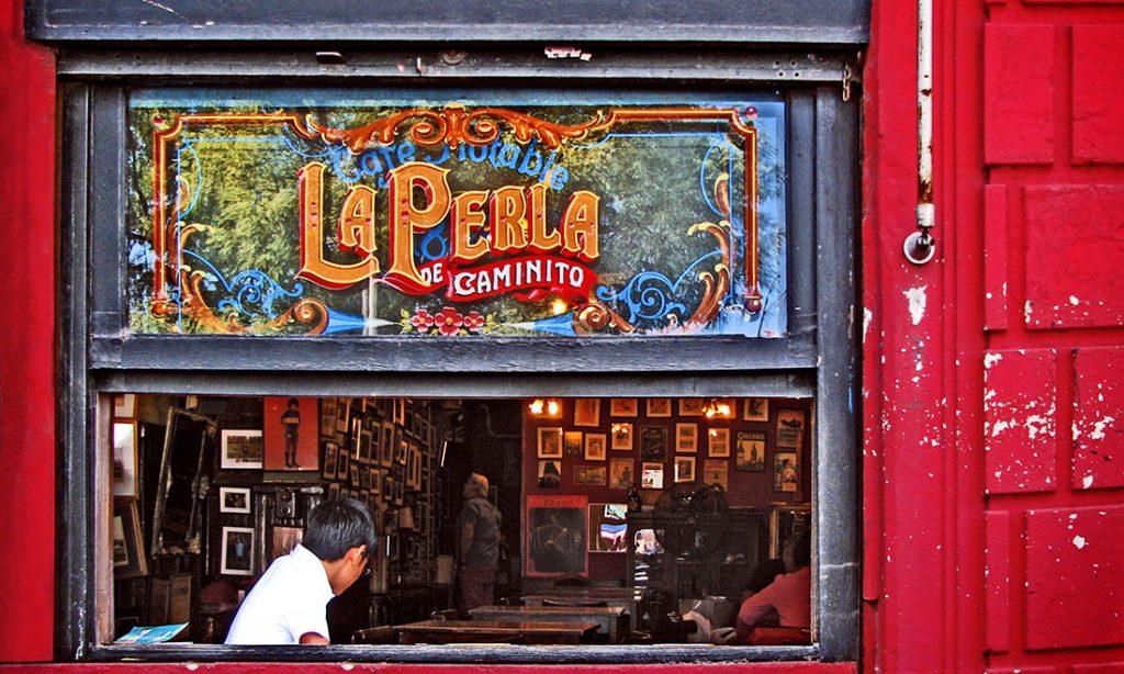 La Perla de Caminito, Buenos Aires