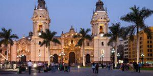 Katedralen i Lima, Peru
