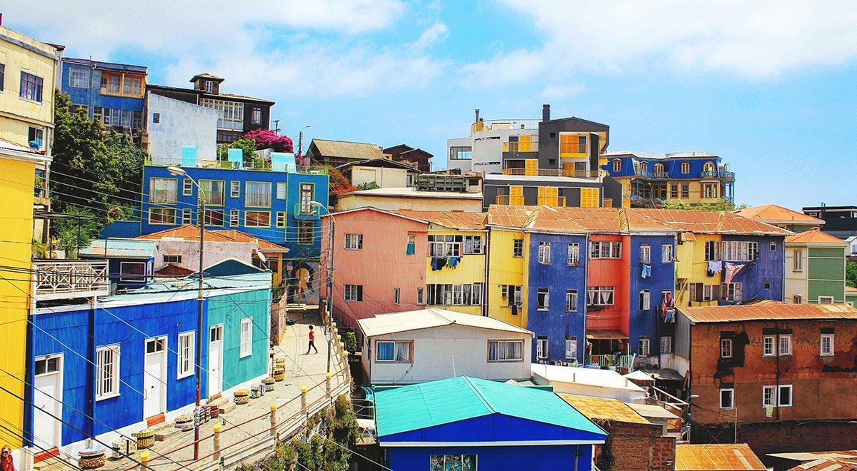 Valparaiso och Vina Del Mar