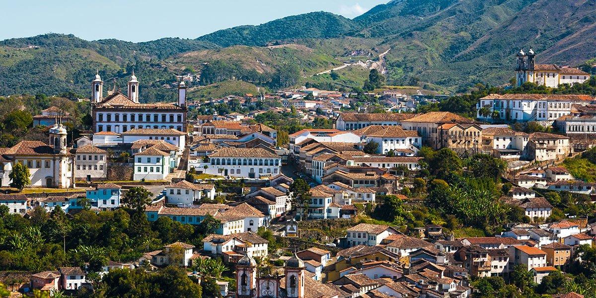 Ouro Preto och Belo Horizonte
