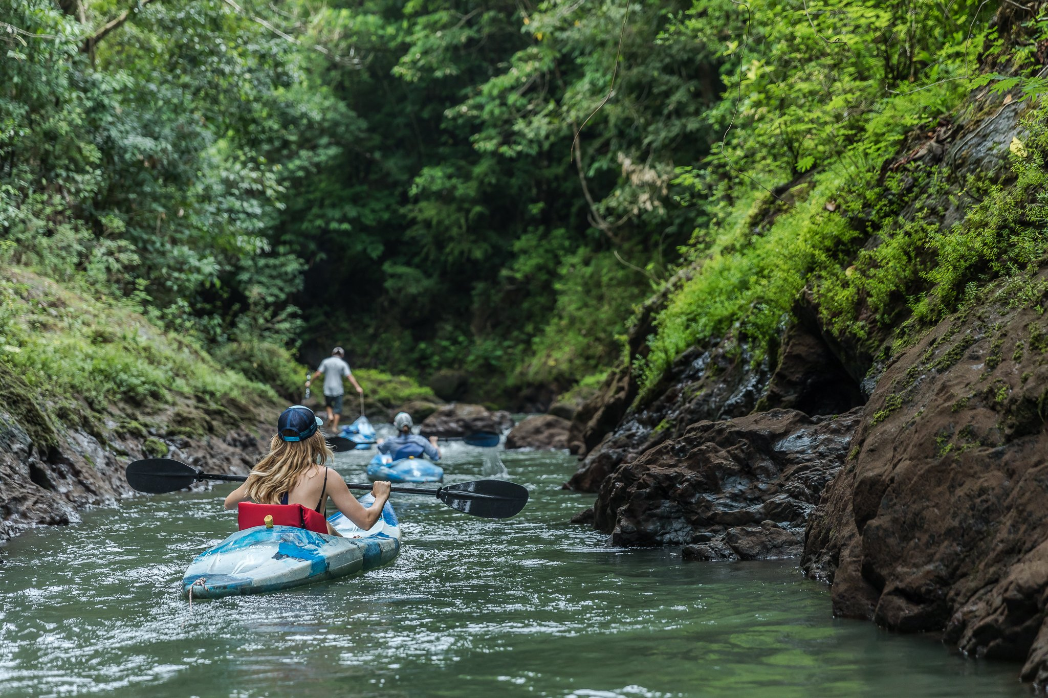 La Paloma Lodge with Bainbridge Island Yoga House yoga retreat 2017 in Drake Bay, Costa Rica