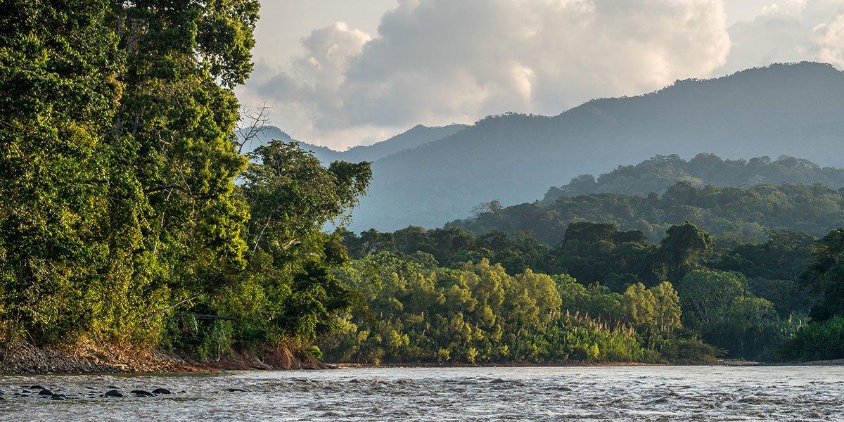Amazonas, Bolivia