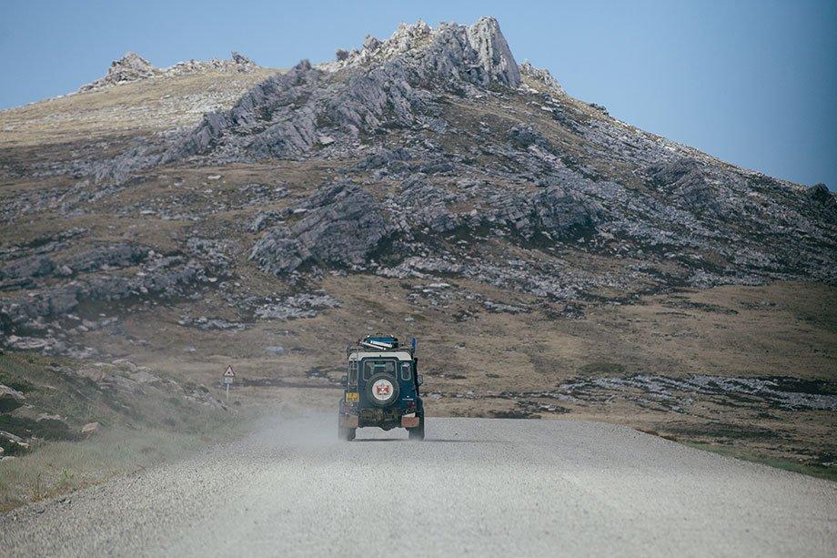 Falkland Islands, Islas Malvinas