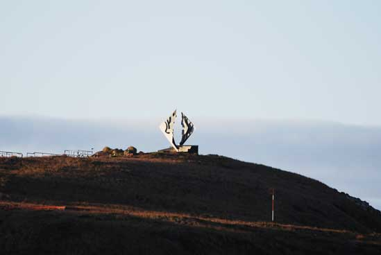 Monumentet vid Kap Horn