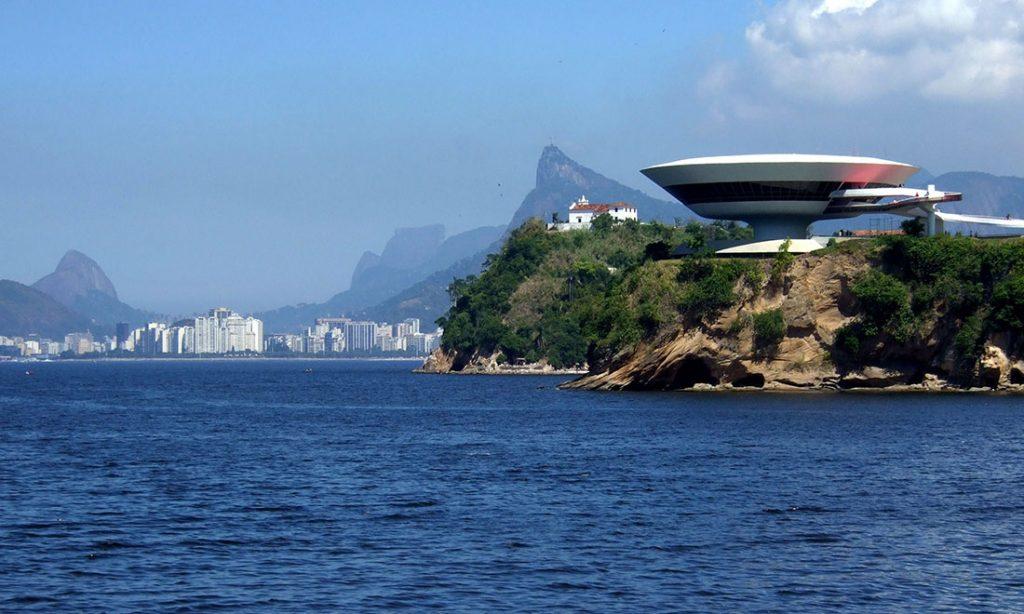 MAC, Rio de Janeiro, Brasilien