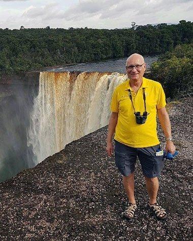 Lars Dahl, Sydamerikaexperten