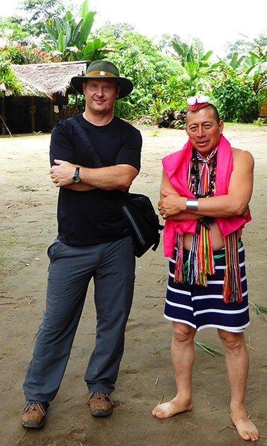 Patrick Yotun, Sydamerikaexperten