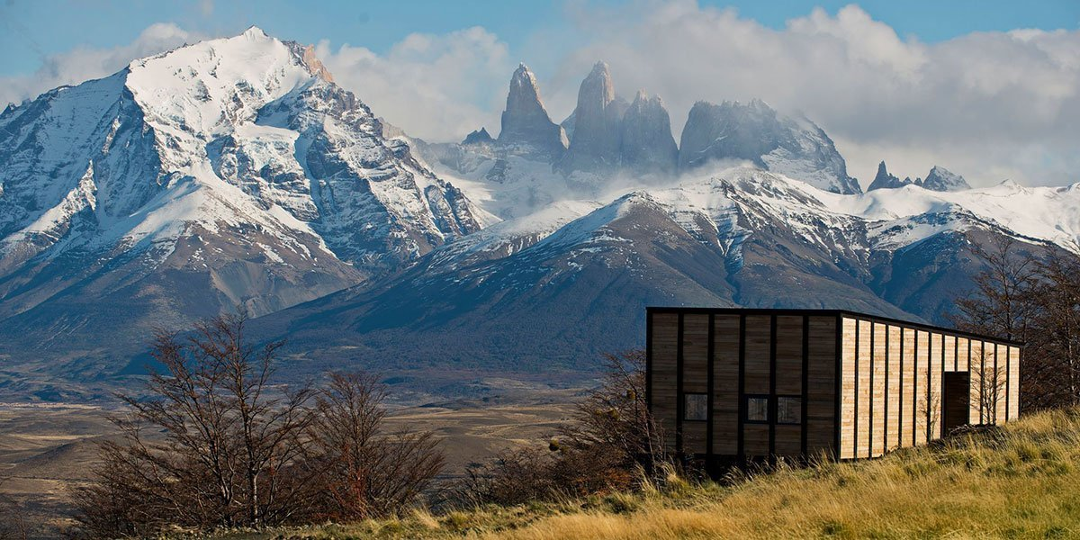 Awasi Hotel, Patagonien, Torres del Paine, Chile