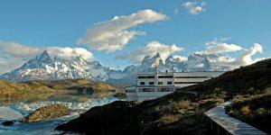 Explora Hotel Torres del Paine, Patagonien, Chile
