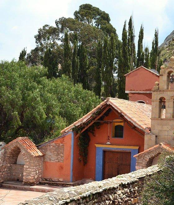 Hotel Museo Cayara i Potosi, Bolivia
