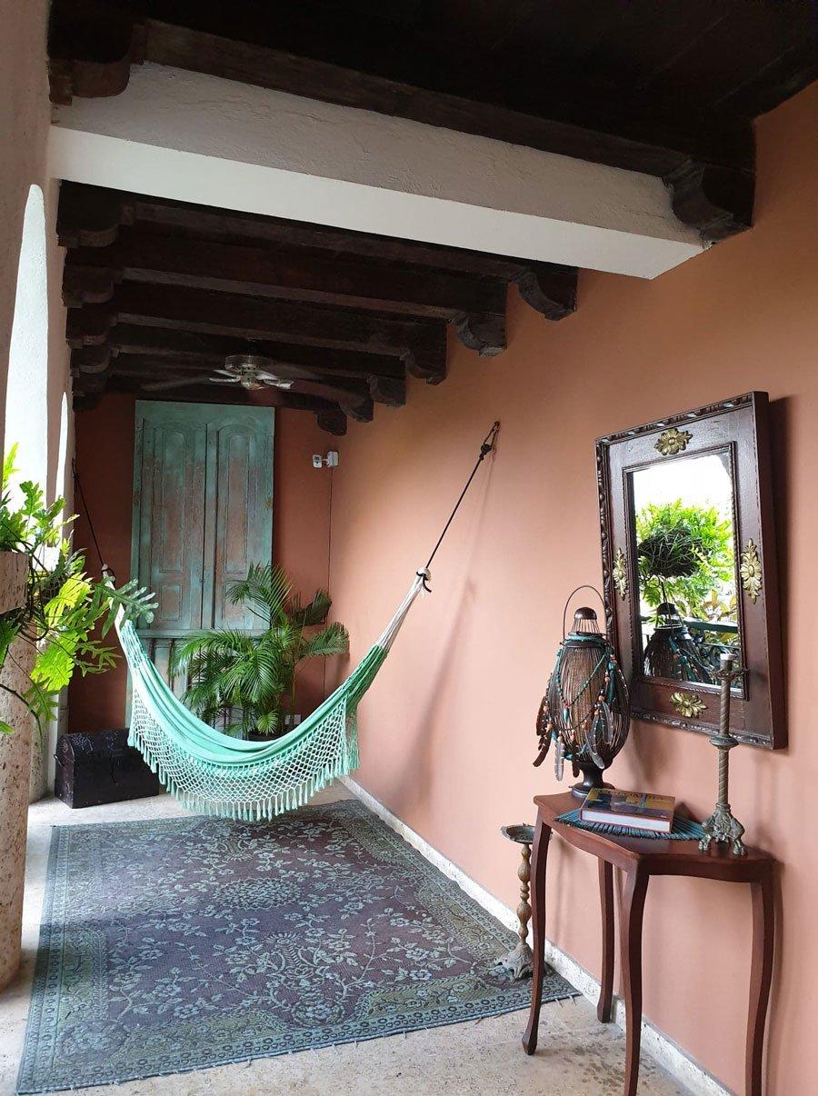 San Pedro Hotel Spa i Cartagena, Colombia
