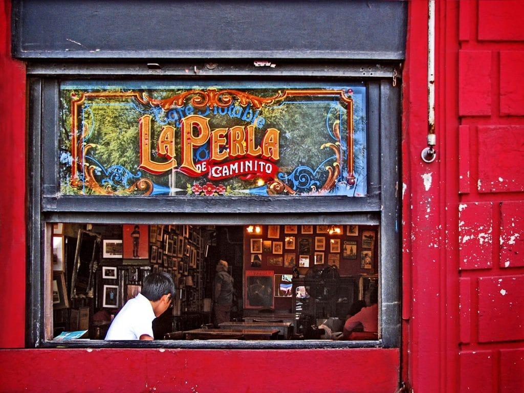 Café i Buenos Aires