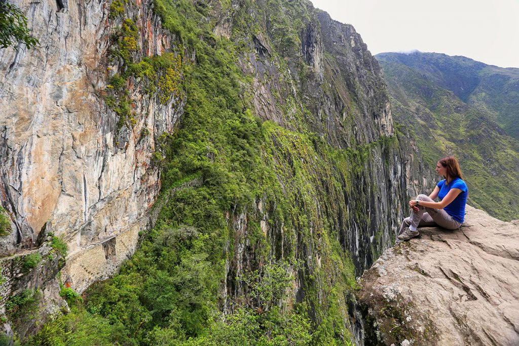 Vandra till Machu Picchu