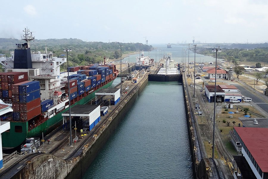 Panamankanalen