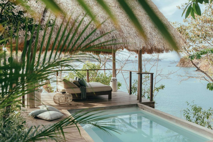 Ilsa Secas Resort & Reserve - ett romantiskt paradishotell utanför Panamas kust