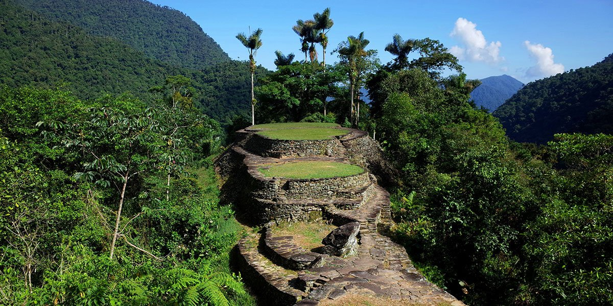 Lost City i Colombia