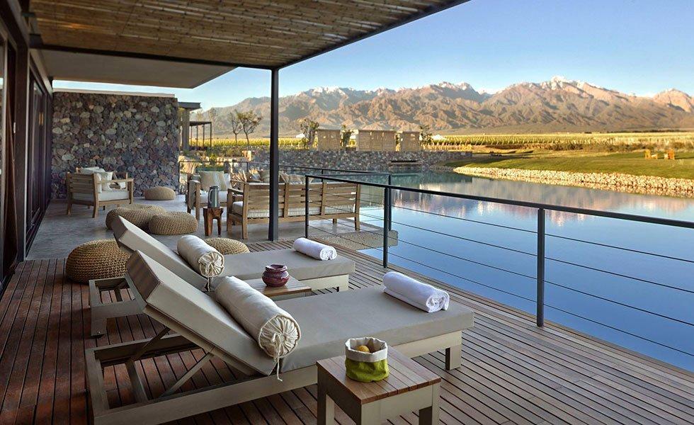The Vines Resort & Spa, Ucu Valley, Mendoza, Argentina
