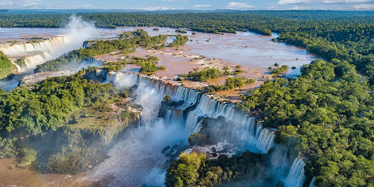 Iguassu Brasilien