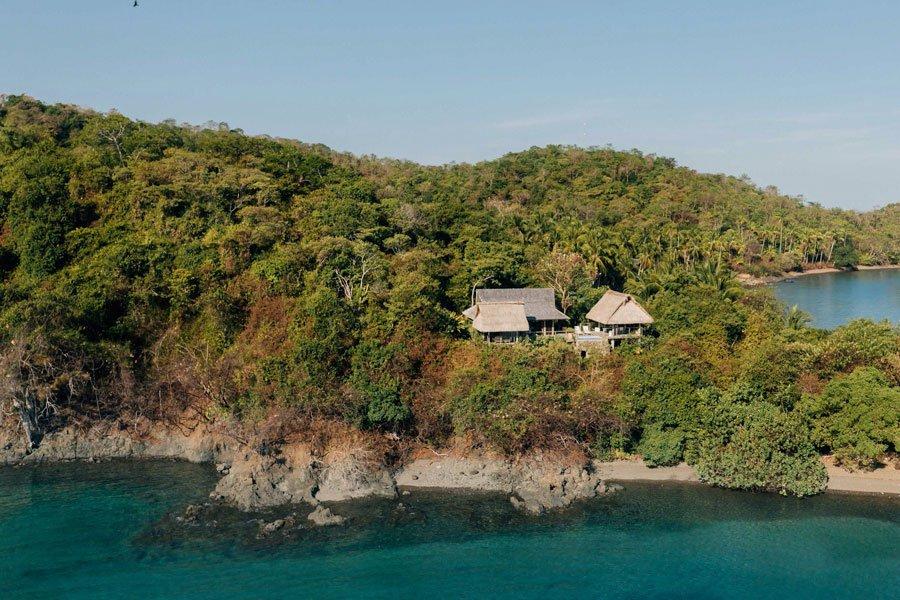 Islas Secas Reserve & Lodge utanför Panamakusten