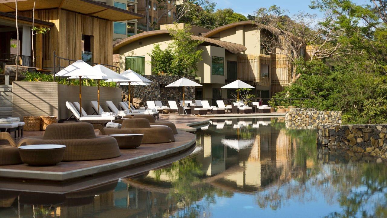 Andaz Peninsula Resort adult pool