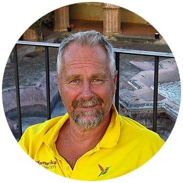 Sven Andersson guide hos Sydamerikaexperten