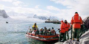 Utfärd i Antarktis