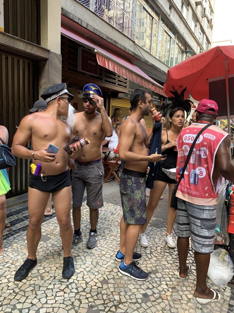 Karnevalskillar