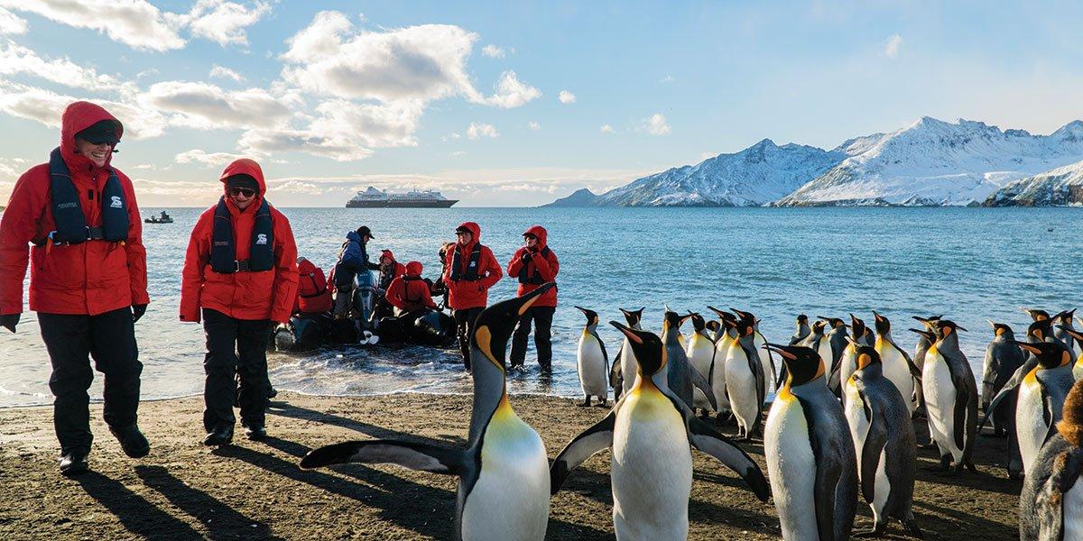 Siversea | Antarktis