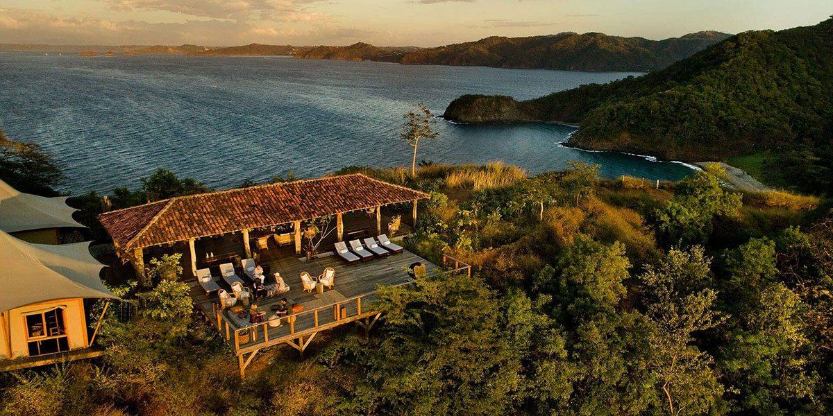 Kasiiya Papagayo, romantiskt boutiquehotell i Costa Rica