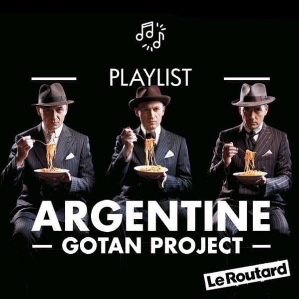 Gotan Project | Argentine